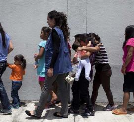 Центр содержания для детей-нелегалов закрыли из-за издевательств сотрудников