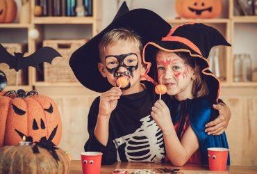 Лучшие сладости для Хэллоуина и где их купить