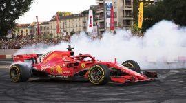 Фестиваль фанатов «Формулы-1»