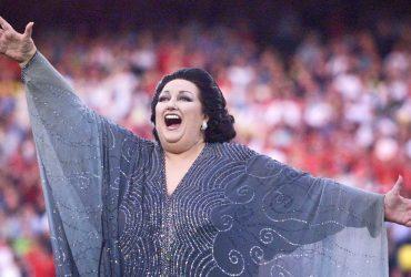 Умерла испанская оперная певица Монсеррат Кабалье