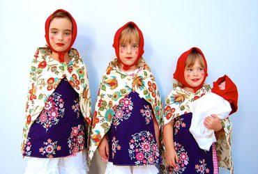 16 лучших идей для «русских» костюмов на Хэллоуин