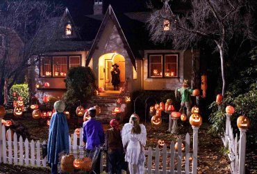 Хэллоуин в США: как отмечают праздник американцы
