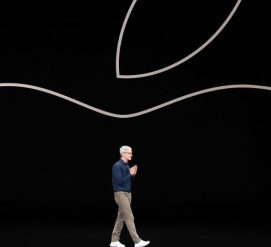 Что показала компания Apple на презентации 30 октября