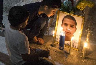 Пограничник убил мальчика-мексиканца за бросание камней. Его признали невиновным