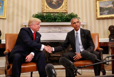 Барак Обама выпустит сериал об администрации Трампа на Netflix