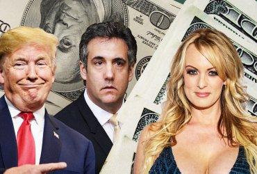 WSJ: Дональд Трамп контролировал все выплаты порнозвездам за молчание о связях с ним