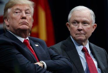 Трамп уволил Джеффа Сешнса с поста генерального прокурора