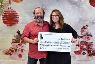 Как пара из Луизианы выиграла в лотерею и чуть не потеряла деньги