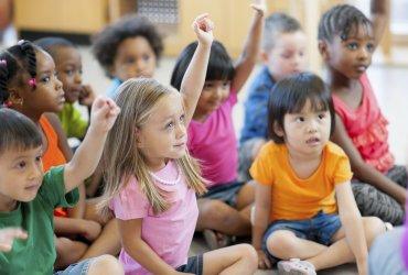 Чем занимаются дети в американском дошкольном учреждении