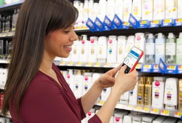 Walmart запускает покупки без касс и интерактивные карты к праздничному сезону