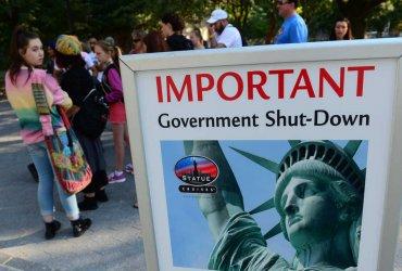 Правительство частично закрыто. Что работает, а что нет?
