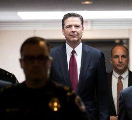 Бывший директор ФБР Джеймс Коми даст показания на закрытом слушании