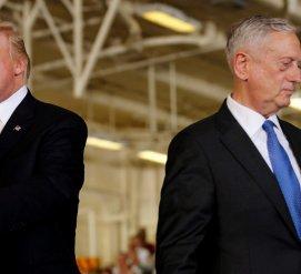 Дональд Трамп объявил нового министра обороны. На два месяца раньше