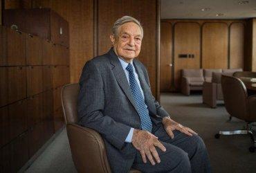 Джордж Сорос стал «Человеком года» по версии Financial Times