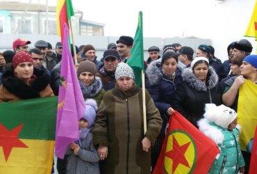 Как курды из России получили убежище на границе США
