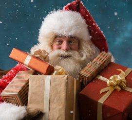 Как узнать, когда к вам придет Санта-Клаус