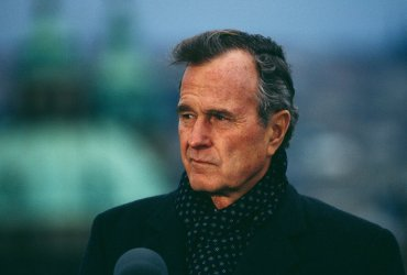 Умер Джордж Буш-старший. Ему было 94 года