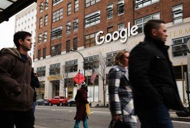 Google построит новую штаб-квартиру в Нью-Йорке за миллиард долларов