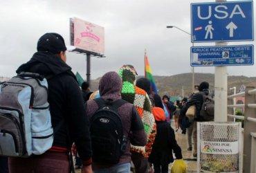 Получить убежище в США хотят на 70% больше людей