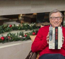 5 книг, которые Билл Гейтс советует прочитать этой зимой