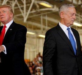 Секретарь обороны Джим Мэттис ушел в отставку и раскритиковал Трампа