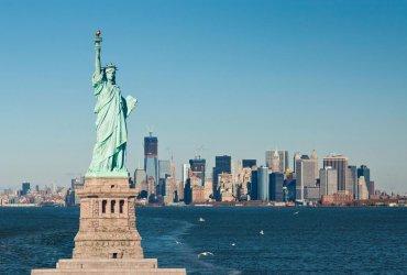 Места, которые обязательно стоит посетить: Статуя Свободы в Нью-Йорке