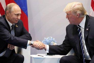 Путин отправил Трампу поздравительное письмо