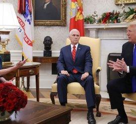Как Трамп поссорился с Нэнси Пелоси и запретил ей лететь в Афганистан