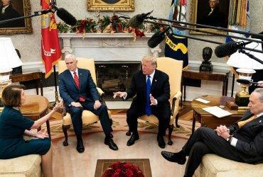 Как американцы относятся к шатдауну, нелегалам и строительству стены