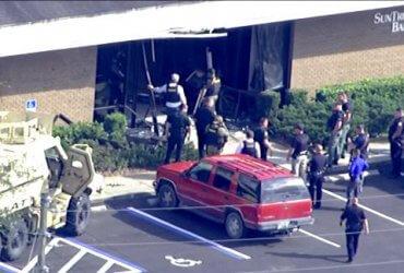 Во Флориде пятерых человек застрелили в банке