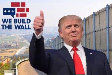 Кампания по сбору средств на строительство пограничной стены не собрала достаточно денег: все вернут обратно