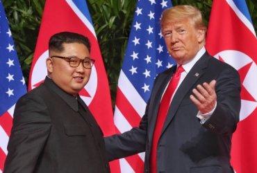Трамп договорился о встрече с Ким Чен Ыном