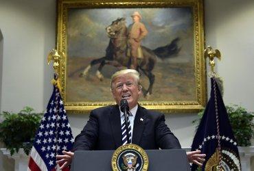 Трамп предложил DACA и временный статус беженца в обмен на «металлический барьер»