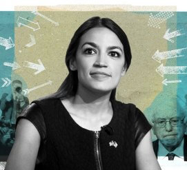 Самую молодую конгрессвумен США раскритиковали за видео с танцами. Но ее поддержали голливудские звезды