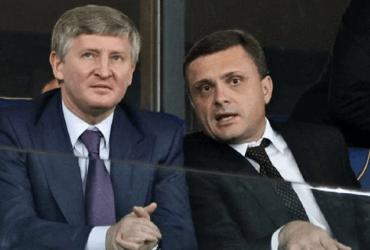 Данные американских опросов от Манафорта получили украинские олигархи Левочкин и Ахметов