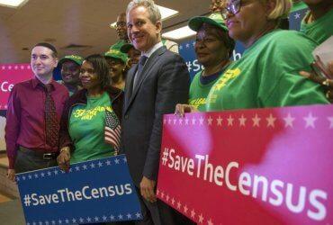 Пункт о гражданстве запретили добавлять в опросник переписи населения США