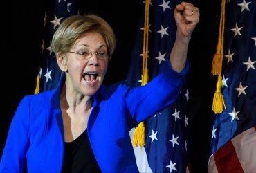 Элизабет Уоррен станет главным кандидатом от демократов на президентских выборах