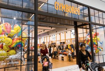 Сеть магазинов детской одежды Gymboree объявила о банкротстве и закрывает магазины