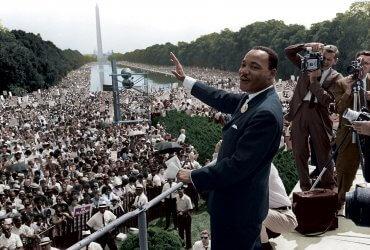Топ-10 цитат Мартина Лютера Кинга