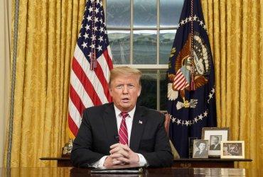 Наркотики, насилие и убийства без стены: что сказал Трамп в обращении к нации и как отреагировали демократы