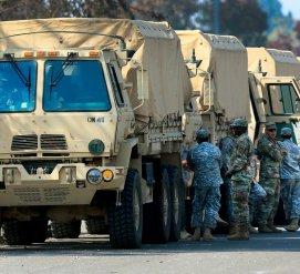 Губернатор Калифорнии отзывает с границы Национальную гвардию в своем штате