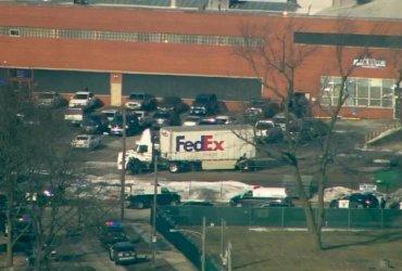 На фирме в Иллинойсе произошла стрельба, больницы принимают многочисленных раненых