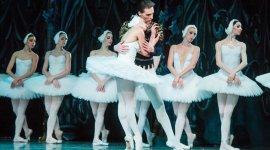 «Лебединое озеро» от российского национального балета