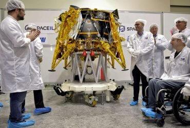ВИДЕО: SpaceX запустила первый частный израильский аппарат на Луну
