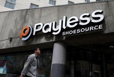 Payless закрывает все магазины в США