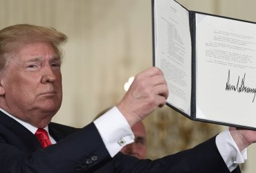 Трамп официально создал космические войска США