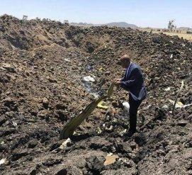 В Эфиопии упал самолет, на котором находились в том числе и американцы. Все погибли