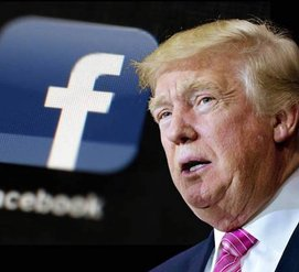 Трамп тратит на предвыборную рекламу в Facebook и Google в 9 раз больше демократов