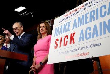 Obamacare признали вне конституции. Демократы наносят ответный удар