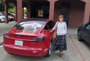Почему я выбрала машины Tesla: личный опыт владения электромобилем